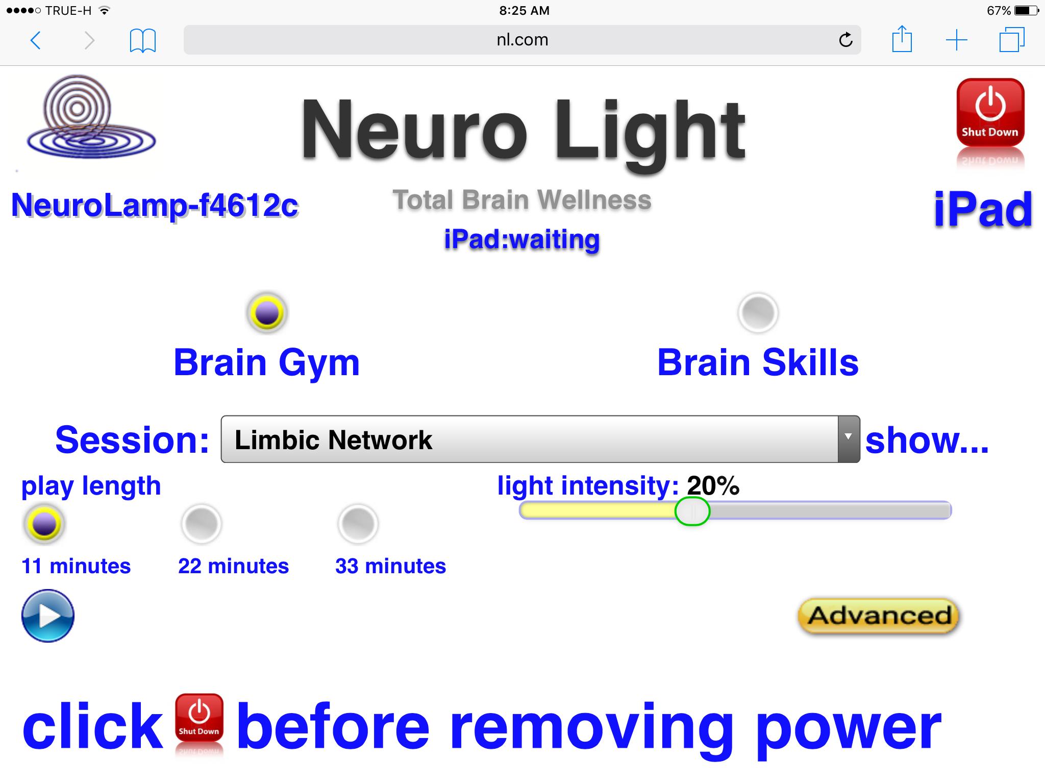 brain gym research